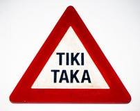 Tiki-Taka Style Stock Images