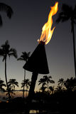 Tiki Torch Royalty Free Stock Image