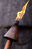 Tiki Torch Stock Photos