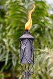 Tiki Torch fotografia de stock royalty free