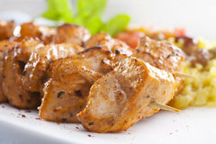 tikka цыпленка Стоковое Изображение RF