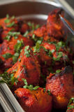 Tikka Chicken Royalty Free Stock Images