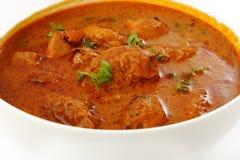tikka de masala de poulet Images libres de droits