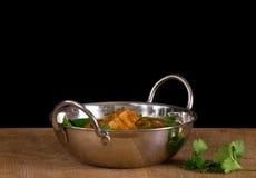tikka de masala de poulet Images stock
