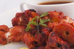 Tikka masala beef Stock Image