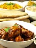 Tikka masala chicken Stock Photo