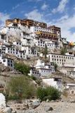 Tiksey Monastery Buddhist monastery in Ladakh, India , Royalty Free Stock Photos