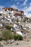 Tiksey Monastery in Ladakh, India Stock Photo