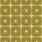 Tilable sans joint de rétro texture d'or de fond Image libre de droits