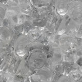 Tilable seamless ice cubes texture HQ Royalty Free Stock Photo