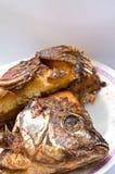 Tilapia fried Stock Photos
