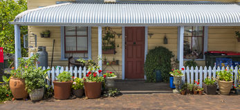 Tilba old village in Australia Royalty Free Stock Photography