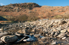 Tilberthwaite Gill Royalty Free Stock Images