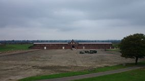 Tilbury Fort Royalty-vrije Stock Afbeeldingen