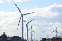 Tilbury Krachtcentrale: Elektriciteit. Stock Afbeeldingen