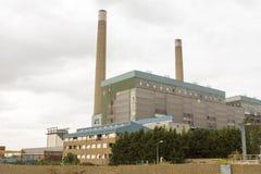 Tilbury Power sation essex uk Stock Photos
