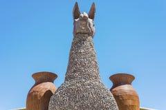 Tilcara, Quebrada DE Humahuaca, Jujuy, Argentinië Royalty-vrije Stock Afbeeldingen
