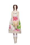 Tilda doll Royalty Free Stock Photo