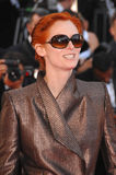 Tilda Swinton. At world premiere for Ocean's Thirteen at the 60th Annual International Film Festival de Cannes. May 24, 2007 Cannes, France. 2007 Paul Smith / royalty free stock image