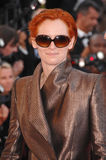Tilda Swinton. At world premiere for Ocean's Thirteen at the 60th Annual International Film Festival de Cannes. May 24, 2007 Cannes, France. 2007 Paul Smith / royalty free stock photos