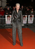 Tilda Swinton. Arriving for the David Bowie Is private view held at the V&A, London. 20/03/2013 Picture by: Henry Harris / Featureflash royalty free stock image