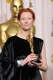 Tilda Swinton. At the 80th Annual Academy Awards at the Kodak Theatre, Hollywood. February 24, 2008 Los Angeles, CA Picture: Paul Smith / Featureflash royalty free stock photos