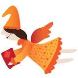 Tilde Angel Royalty-vrije Stock Afbeelding