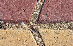 Tile. Close-up floortile Stock Photo