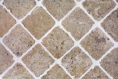 Tile background. Textured background of tiled floor pattern Stock Photo