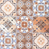 Tile background. Ceramic Floor and Wall Tile background building construction Royalty Free Stock Images