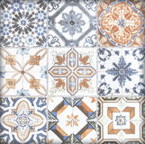 Tile background. Ceramic Floor and Wall Tile background building construction material Royalty Free Stock Image