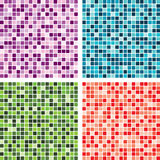 Tile backgrounds Royalty Free Stock Photography