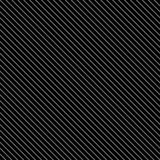 Tile black and grey stripes vector pattern or seamless background Stock Photos