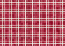 Tile bordeaux red variant Royalty Free Stock Images