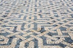 Tile brick floor Stock Photos