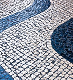 Tile circle Stock Image