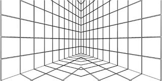 Tile Corner Vector 06 Royalty Free Stock Photos