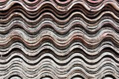 Tile curve Royalty Free Stock Image