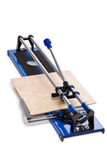 Tile cutter Royalty Free Stock Photography