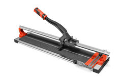 Tile cutter Royalty Free Stock Photo