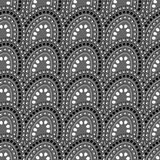 Tile Dot Pattern Royalty Free Stock Photos