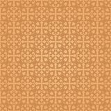 Tile with ethnic pattern. Asian or celtic ethnic patterns for decoration in the form of tiles Royalty Free Stock Image