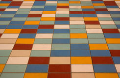 Tile floor Stock Photos