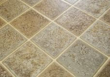 Tile Floor Royalty Free Stock Images