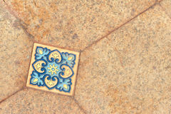 Tile floor Royalty Free Stock Photos