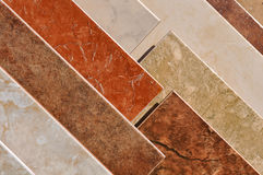 Tile Floor Sample Stock Photos