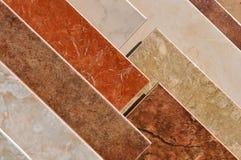 Tile Floor Sample Stock Photos