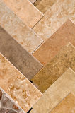 Tile Floor Sample Stock Photography