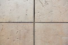 Tile on the floor Royalty Free Stock Image