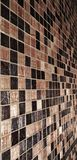 Tile glass mosaic Royalty Free Stock Images